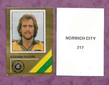 Norwich City Graham Paddon 217